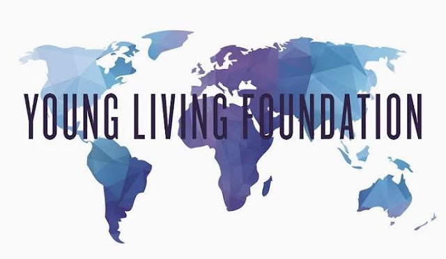 young living foundation partnerships
