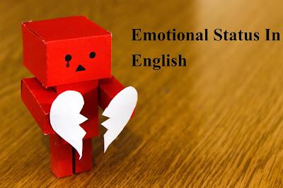 Emotional Status In English