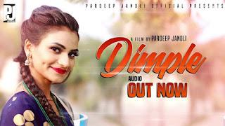 Dimple Lyrics - Pardeep Jandli