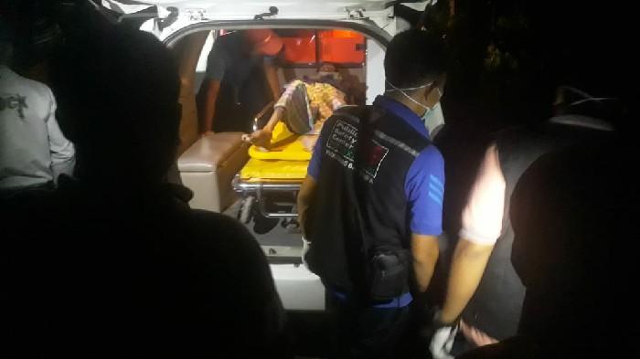Dirujuk ke RS, Awaluddin Warga Penderita Lumpuh Kini Mendapatkan Perawatan Medis