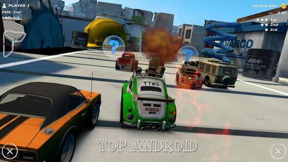Table Top Racing: World Tour – Nitro Edition APK Mod