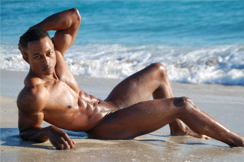 Gay Men At Nude Beach