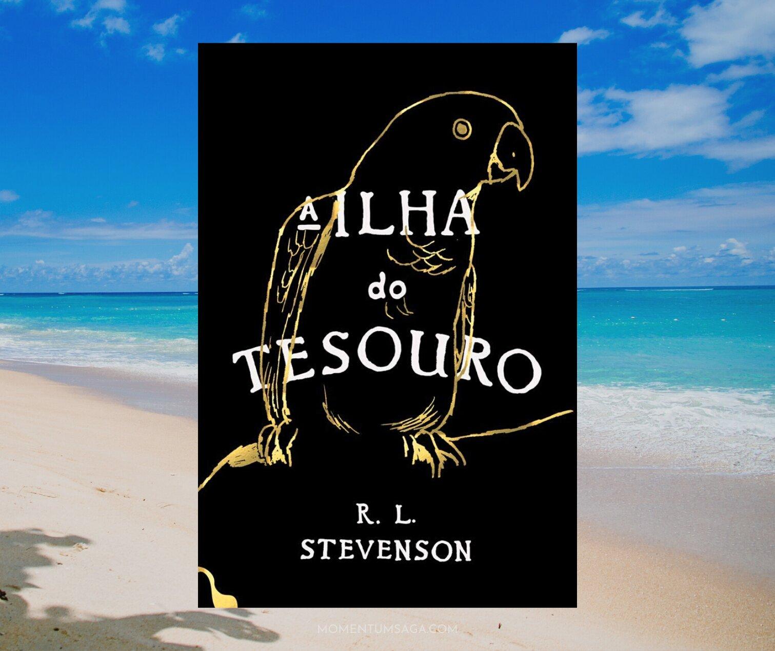 Resenha: A Ilha do Tesouro, de Robert Louis Stevenson