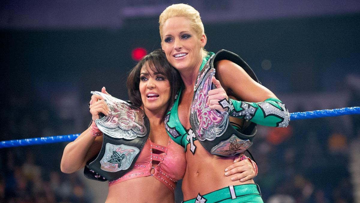 Layla nega que Michelle McCool tenha sido valorizada por ter casado com The Undertaker