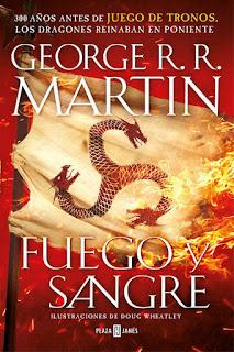 Fuego y sangre | Una historia Targaryen #1 | George R. R. Martin