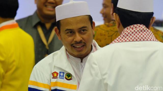 Ngaku Baru Tahu, Ketua PA 212 Masuk Struktur BPN Sejak September 2018