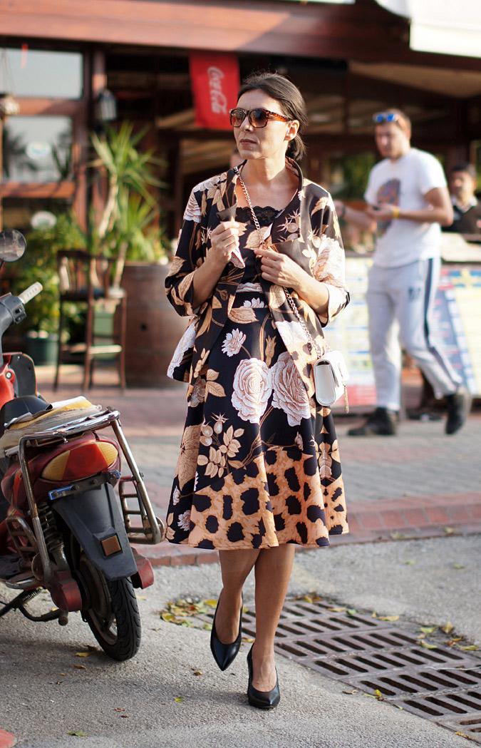 Sukienka na urlop w ciepłych krajach
