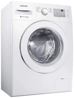 Samsung 6.0 Kg 5 Star Fully-Automatic Front Loading Inverter Washing Machine | Top Washing Machine Brands in India