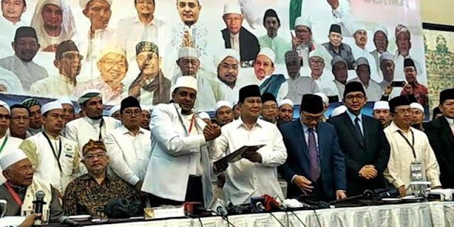 Belum Tentu Dukung Prabowo, PA 212 akan Gelar Ijtima Ulama Tahun Depan