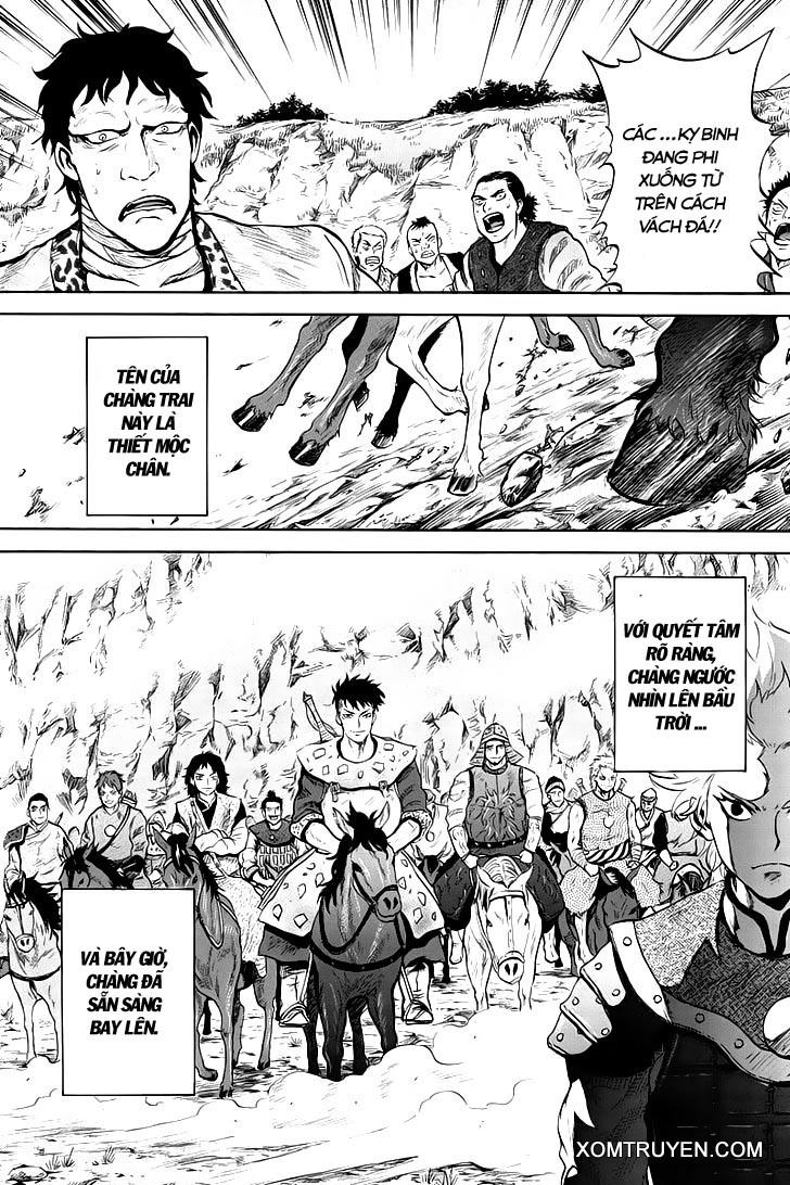 Horizon (okada takuya) chap 48 [end] trang 11