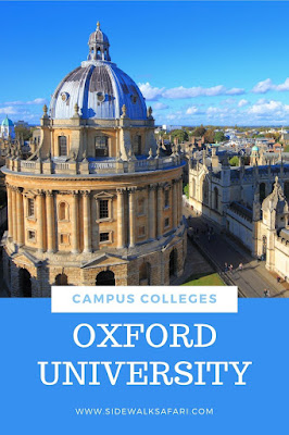 Oxford England in a Day