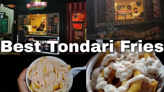 Best Tornado Fries Westridge in Rawilpindi | Review of Tornado Fries Westridge
