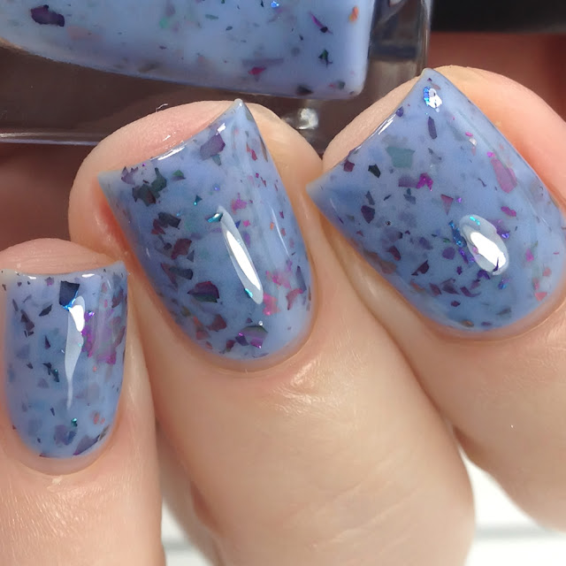 Night Owl Lacquer-It Came Without Ribbons