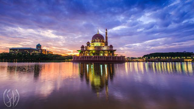 wallpaper masjid indah hd