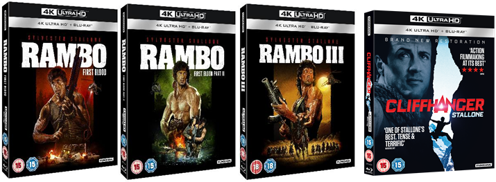 rambo movie collection