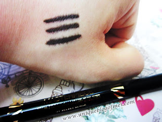 Max Factor Masterpiece High Precision Liquid eyeliner review swatch