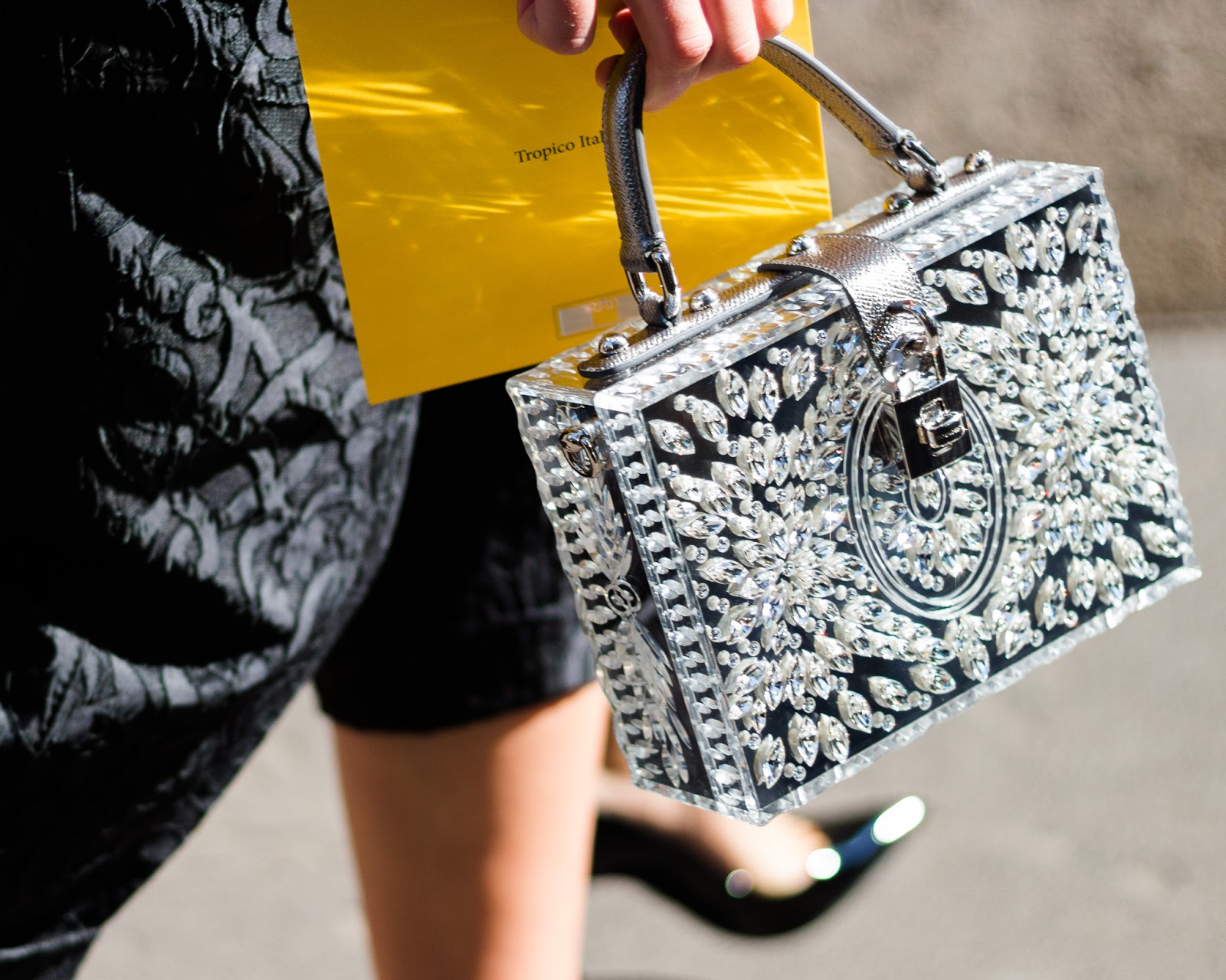 Best Bags from #MFW
