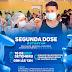 Secretaria de Saúde de Aracoiaba aplica 2ª dose da Coronavac nesta quinta-feira