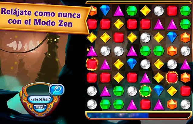 bejeweled classic juego sin wifi