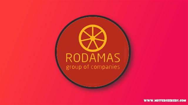 Lowongan Kerja PT. Rodamas, Jobs: Payroll Staff, Drafter, Customer Care, Assistant Business Manager, Field Sales Supervisor, Etc