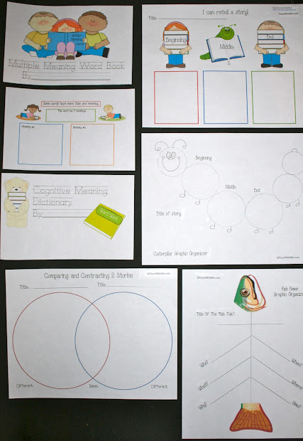 Classroom-Graphic-Organizers