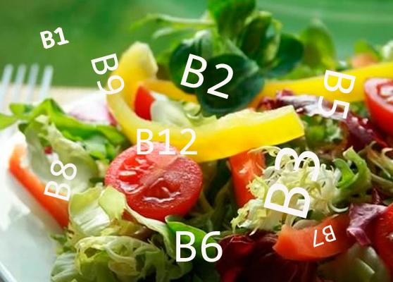 Картинки по запросу витамин В