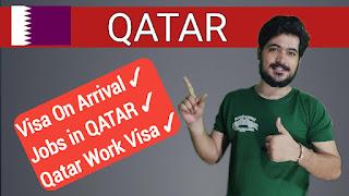 Qatar Visa On Arrival - Jobs in Qatar - Qatar Work Visa