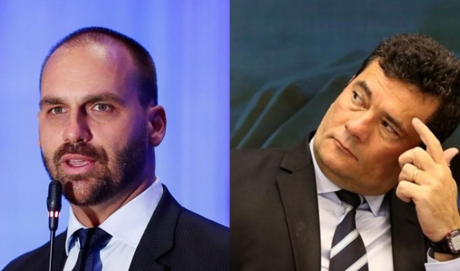 """Eduardo rebate Sérgio Moro: """"O servidor público serve ao povo, não à sua biografia"""""""