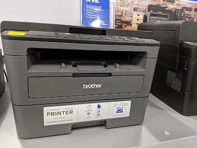 impresora brother en tienda