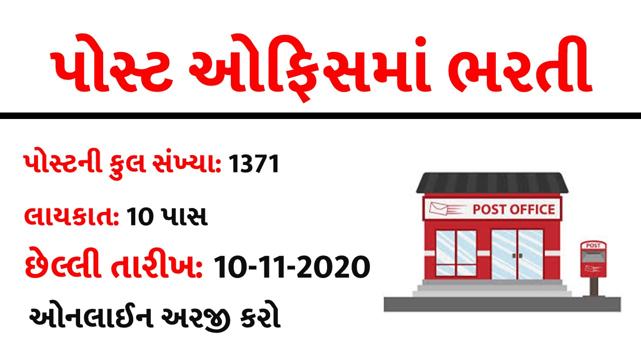 Indian Post Office Recruitment 2020: Online application