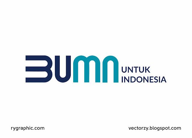 Logo Baru Kementerian BUMN vector cdr ai