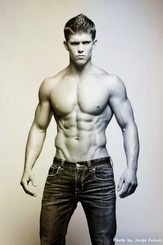 Hot Naked Male Models