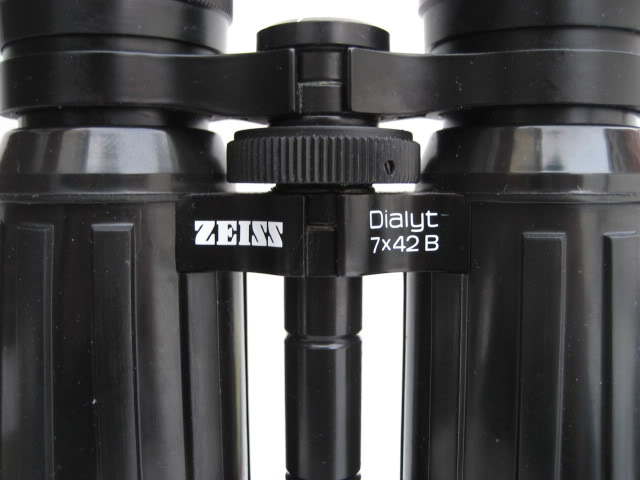 Wa Zoologist Zeiss 7x42 Dialyt Binoculars