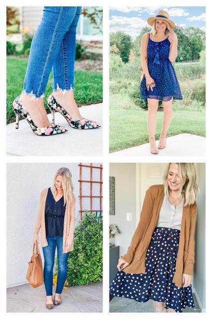 Thrift store fashion