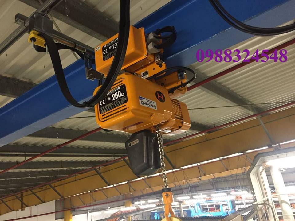 palang điện xích Kito ER2M003S-S 250kg