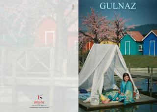 Deepsy Gulnaz Pashmina Salwar Kameez Collection