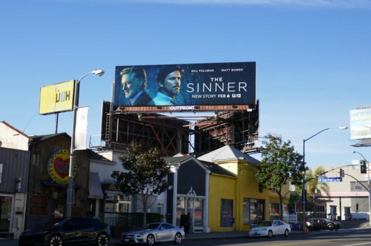 Sinner season 3 billboard