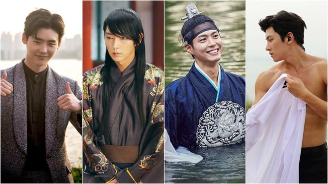 Phim 4 mẫu bạn trai hoàn hảo không thể không yêu trên màn ảnh Hàn 2016-2016