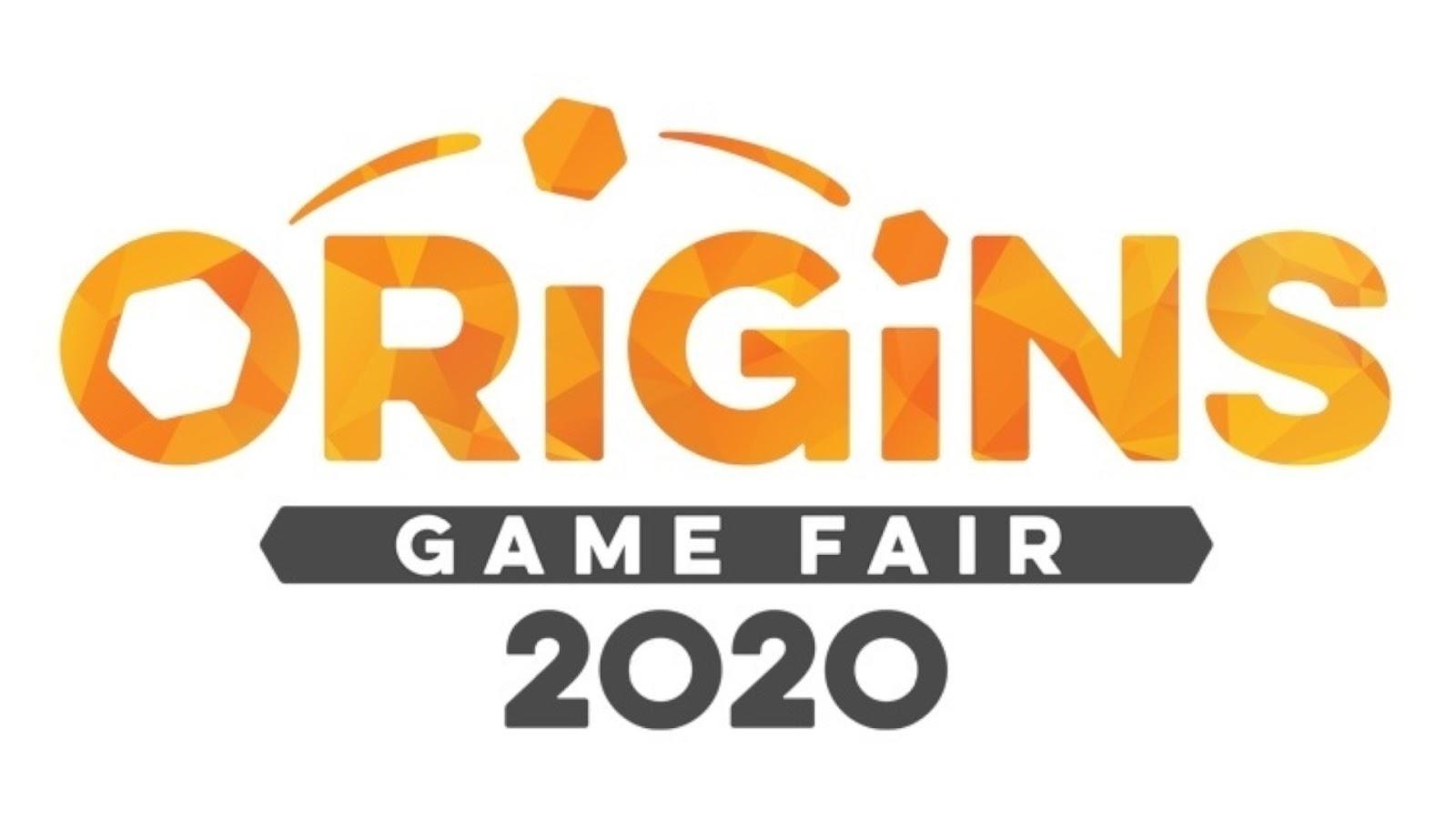 Board Games News Collider GAMA updates Logo New Origins Logo