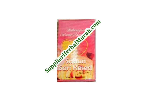 Sabun Sari Kesed Sakinah Herbal