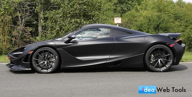 2020年に登場!?マクラーレンの新型高性能モデル「750LT」のプロトタイプが目撃!
