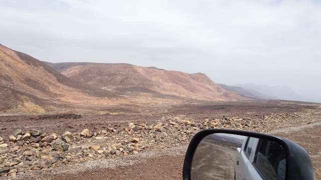 Danakil is one of the lowest and hottest areas on Earth