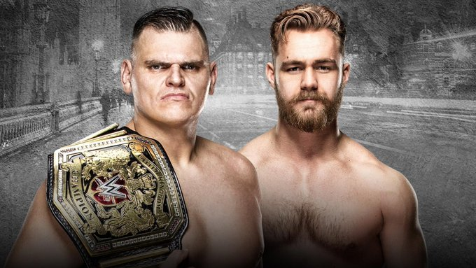 Replay: WWE NXT UK 21/08/2019