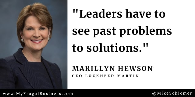 marillyn hewson quotes