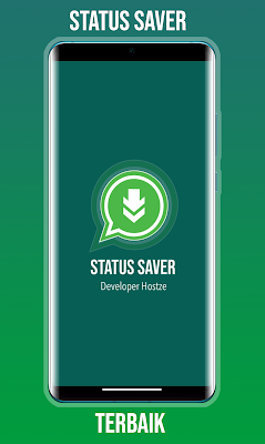 Splash Screen - Status Saver - hostze.net