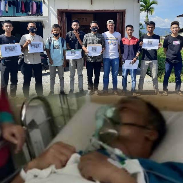Aksi Peduli Silahudin di Malaysia Terus Disuarakan, Pemuda Pendung Hiang Gotong Royong Galang Donasi