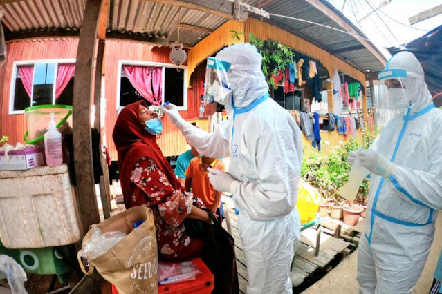 Covid-19: King Declares State of Emergency To Fight Coronavirus