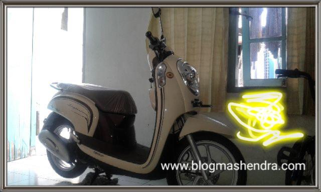 Honda Scoopy - Blog Mas Hendra
