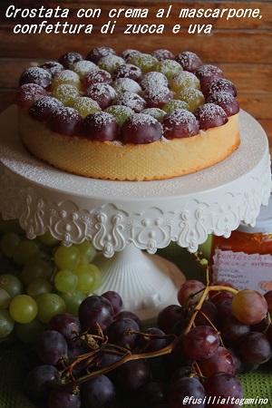 Dolci con l'uva