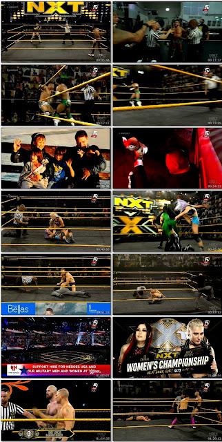 WWE NXT HDTV 480p 11th Nov 2020 300MB || 7starHD